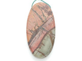 Red Creek Jasper Pendant 60mm (GSP2915)