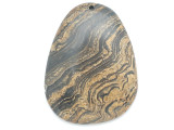 Red Creek Jasper Pendant 52mm (GSP2982)