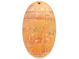 Red Creek Jasper Pendant 60mm (GSP2986)