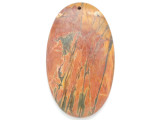 Red Creek Jasper Pendant 60mm (GSP2992)