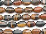 Koroit Oval Tabular Gemstone Beads 12mm (GS5064)