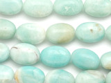 Amazonite Oval Gemstone Beads 18mm (GS5081)