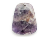 Amethyst Gemstone Pendant 45mm (GSP2938)