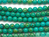 Turquoise Round Beads 8mm (TUR1449)
