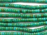 Turquoise Irregular Heishi Beads 6mm (TUR1458)