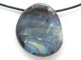 Boulder Opal Pendant 25mm (BOP396)