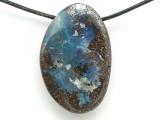 Boulder Opal Pendant 29mm (BOP398)