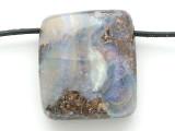 Boulder Opal Pendant 20mm (BOP399)