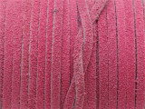 "Pink Suede Leather Lace 3mm - 36"" (LR160)"