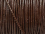"Brown Leather Cord 0.75mm - 36"" (LR203)"