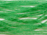 Translucent Green Seed Beads - 11/0 (SB275)