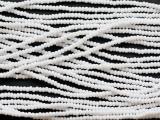Matte White Seed Beads - 11/0 (SB276)