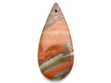 Brecciated Jasper Gemstone Pendant 45mm (GSP3035)