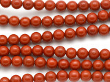 Red Jasper Round Gemstone Beads 6mm (GS5126)