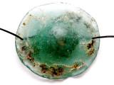Afghan Ancient Roman Glass Pendant 51mm (AF1008)