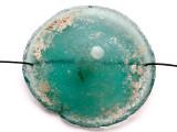 Afghan Ancient Roman Glass Pendant 76mm (AF1017)