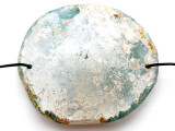 Afghan Ancient Roman Glass Pendant 54mm (AF1020)