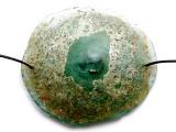 Afghan Ancient Roman Glass Pendant 57mm (AF1027)