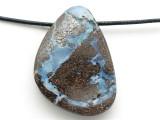 Boulder Opal Pendant 27mm (BOP403)