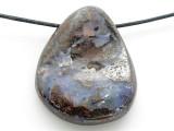 Boulder Opal Pendant 32mm (BOP416)