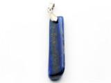 Lapis Lazuli Gemstone Pendant 34mm (GSP3125)