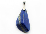 Lapis Lazuli Gemstone Pendant 30mm (GSP3132)