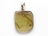 Afghan Ancient Roman Glass Pendant 28mm (AF1034)