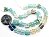 Afghan Ancient Roman Glass Beads (AF2036)
