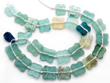 Afghan Ancient Roman Glass Beads (AF2038)