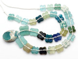 Afghan Ancient Roman Glass Beads (AF2039)