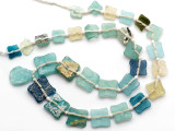 Afghan Ancient Roman Glass Beads (AF2040)