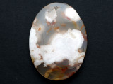 Agate Gemstone Pendant 55mm (GSP3148)
