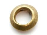 Ethiopian Brass Amulet 24mm (ER375)