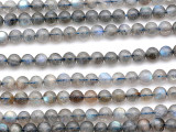 Labradorite Round Gemstone Beads 6mm (GS5157)