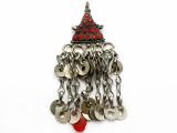 Afghan Tribal Pendant - Amulet 100mm (AF1072)