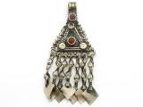 Afghan Tribal Pendant - Amulet 67mm (AF1084)