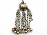 Afghan Tribal Pendant - Amulet 98mm (AF1088)