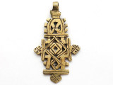 Coptic Cross Pendant - 70mm (CCP748)