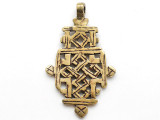 Coptic Cross Pendant - 68mm (CCP750)