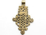 Coptic Cross Pendant - 65mm (CCP751)