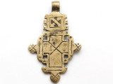 Coptic Cross Pendant - 64mm (CCP753)