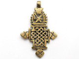 Coptic Cross Pendant - 71mm (CCP754)