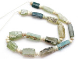 Afghan Ancient Roman Glass Beads (AF2055)
