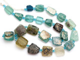 Afghan Ancient Roman Glass Beads (AF2070)