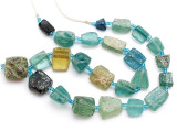 Afghan Ancient Roman Glass Beads (AF2074)