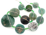 Afghan Ancient Roman Glass Beads (AF2078)