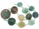 Afghan Ancient Roman Glass Beads (AF2080)
