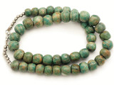 Maya Jade Round Beads 7-10mm (GJ505)