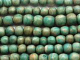 Maya Jade Round Beads 9-12mm (GJ510)