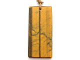 Tiger Eye Gemstone Pendant 61mm (GSP3263)